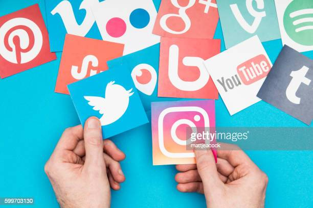 Médias sociaux