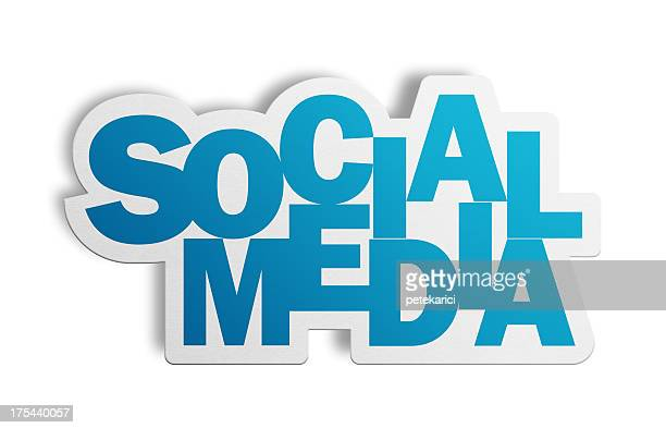 Social Media, Speech Bubble (Clipping Path)