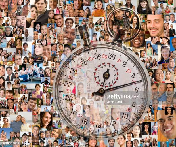 social media speed - demography stock pictures, royalty-free photos & images