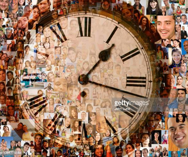 social media time - demography stock pictures, royalty-free photos & images