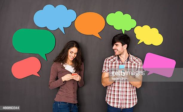 social netwroking - quotation text stock photos and pictures