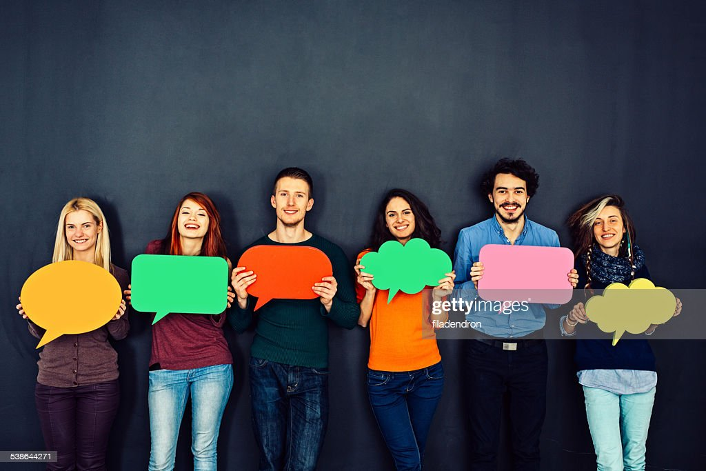 Social Netwroking : Stock Photo