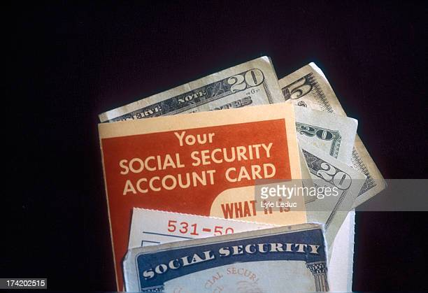 social security and your money - security_(finance) stock pictures, royalty-free photos & images