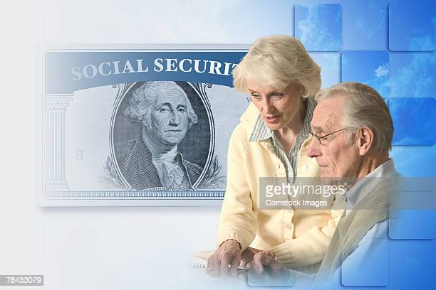 social security concept - social security stock pictures, royalty-free photos & images