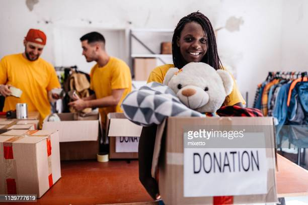social worker - charitable donation stock pictures, royalty-free photos & images