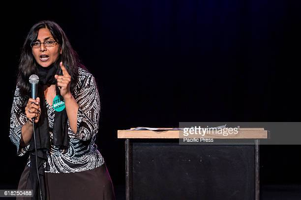 Socialist Alternative party member and Seattle City Council member, Kshama Sawant endorsed the Green Party ticket of Jill Stein and Ajamu Baraka last...