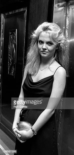 Socialite Cornelia Guest attends Retinitinis Pigmentosa Foundation Fighting Blindness Humanitarian Awards Dinner on September 20 1983 at the Waldorf...