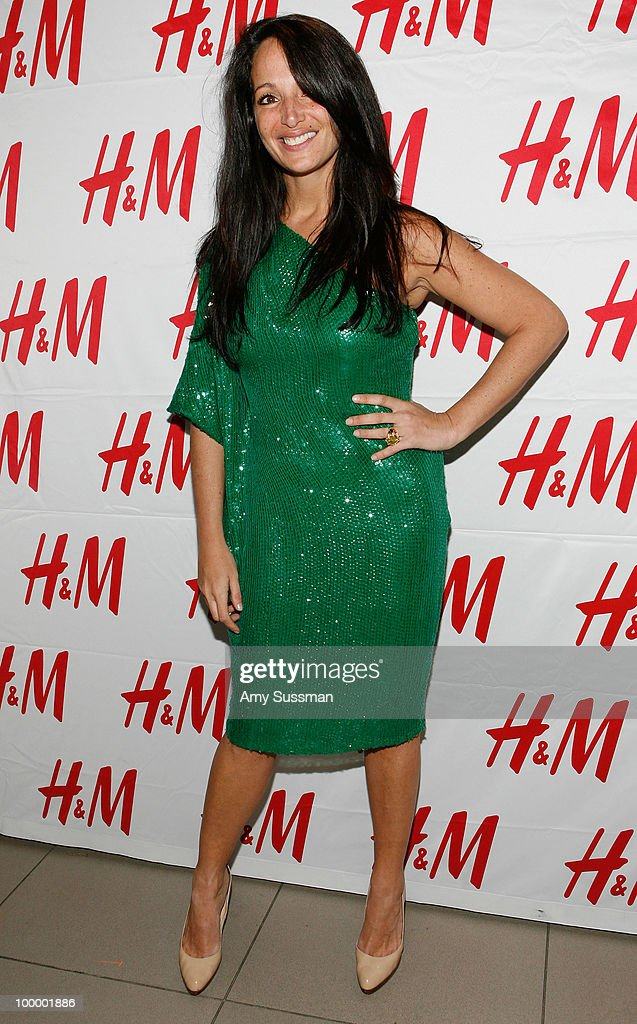 Socialite Emma Snowdon attends H&M's launch of Fashion Against AIDS at H&M Fifth Avenue on May 19, 2010 in New York City.