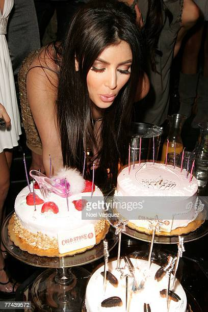 Astonishing 60 Top Kim Kardashian Celebrates Her Birthday At Les Deux Inside Funny Birthday Cards Online Aboleapandamsfinfo