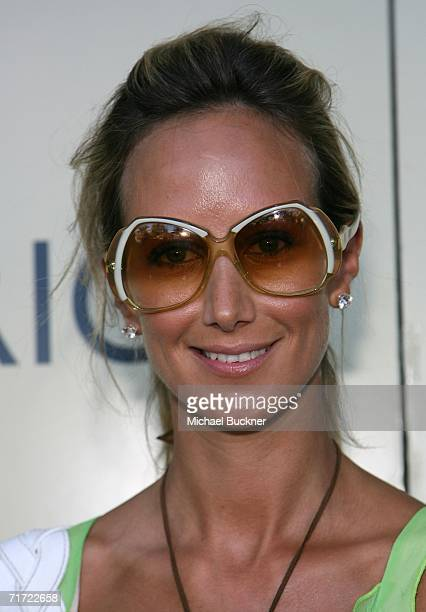 Socialite Lady Victoria Hervey arrives at the BAFTA/LAAcademy of Television Arts and Sciences Tea Party at the Century Hyatt on August 26 2006 in...