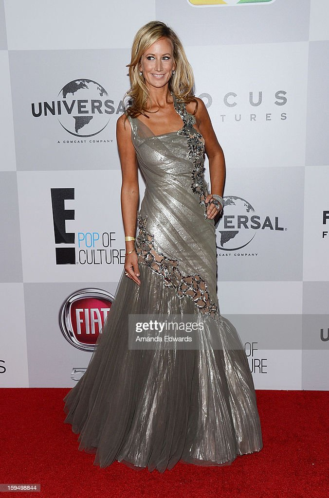 Socialite Lady Victoria Hervey arrives at the NBC Universal's 70th Golden Globes After Party at The Beverly Hilton Hotel on January 13, 2013 in Beverly Hills, California.