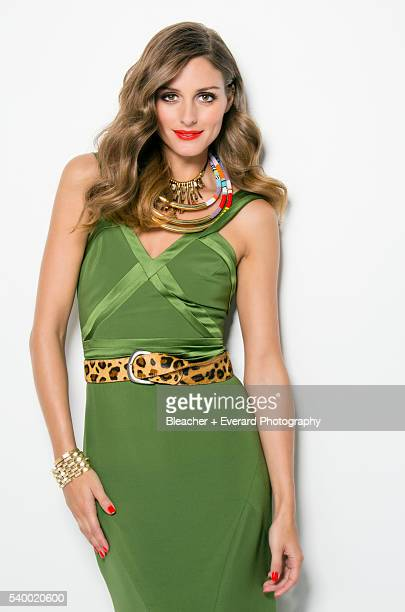 Socialite Olivia Palermo is photographed for Marie Claire Mexico on January 14 2013 in New York City Styling Cannon Makeup Gianpaolo Ceciliato Hair...