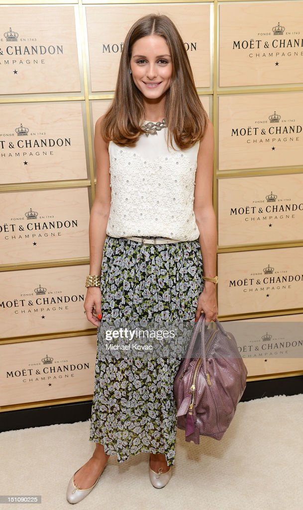 The Moet & Chandon Suite at the 2012 US Open - Day 5 : News Photo