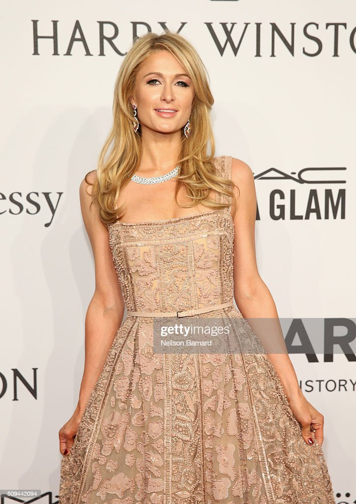 2016 amfAR New York Gala - Arrivals