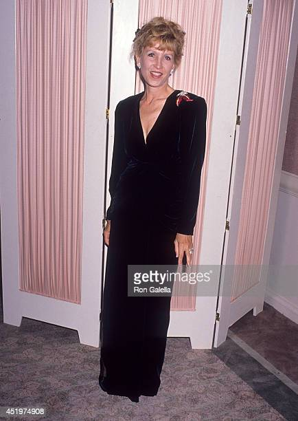 Socialite Patricia Bell Hearst attends the Los Angeles Chapter Hugh O'Brian Youth Leadership Foundation's Albert Schweitzer Leadership Award Salute...