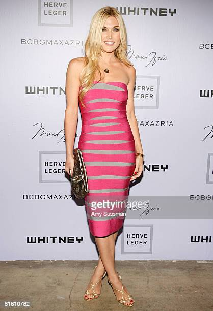 Socialite Tinsley Mortimer attends the Whitney Contemporaries Art Party June 17 2008 at Skylight in New York City
