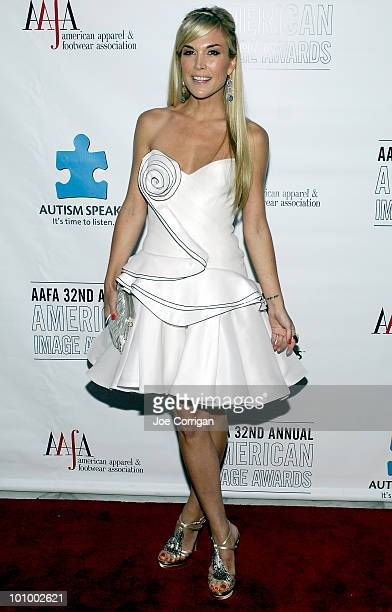 Socialite/evening host Tinsley Mortimer attends the 32nd Annual American Image Awards at the Grand Hyatt Hotel on May 26 2010 in New York City