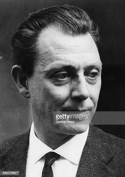 Society osteopath Dr Stephen Ward a leading figure in the Profumo Affair at Marylebone Magistrates Court London June 10th 1963