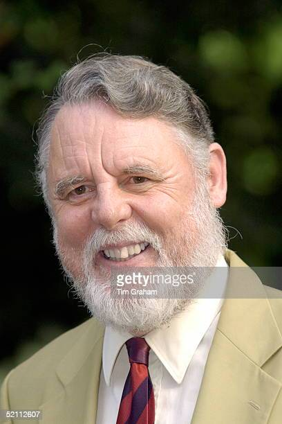 Society Party Hosted By Television Presenter David Frost At Carlyle Square In Chelsea London Exbeirut Hostage Terry Waite