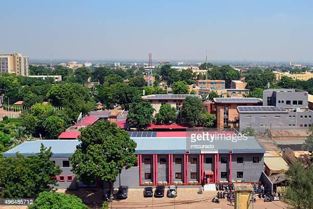 société générale burkina faso, ouagadougou - ouagadougou stock pictures, royalty-free photos & images