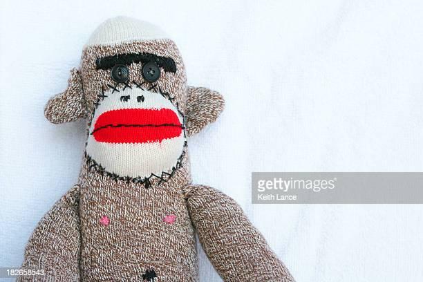 Macaco de meias