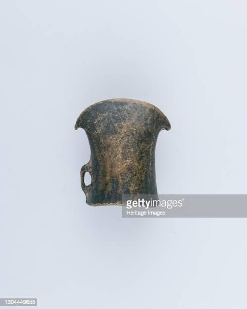 Socketed Ax-Head , British, ca. 800-500 B.C. Artist Unknown.
