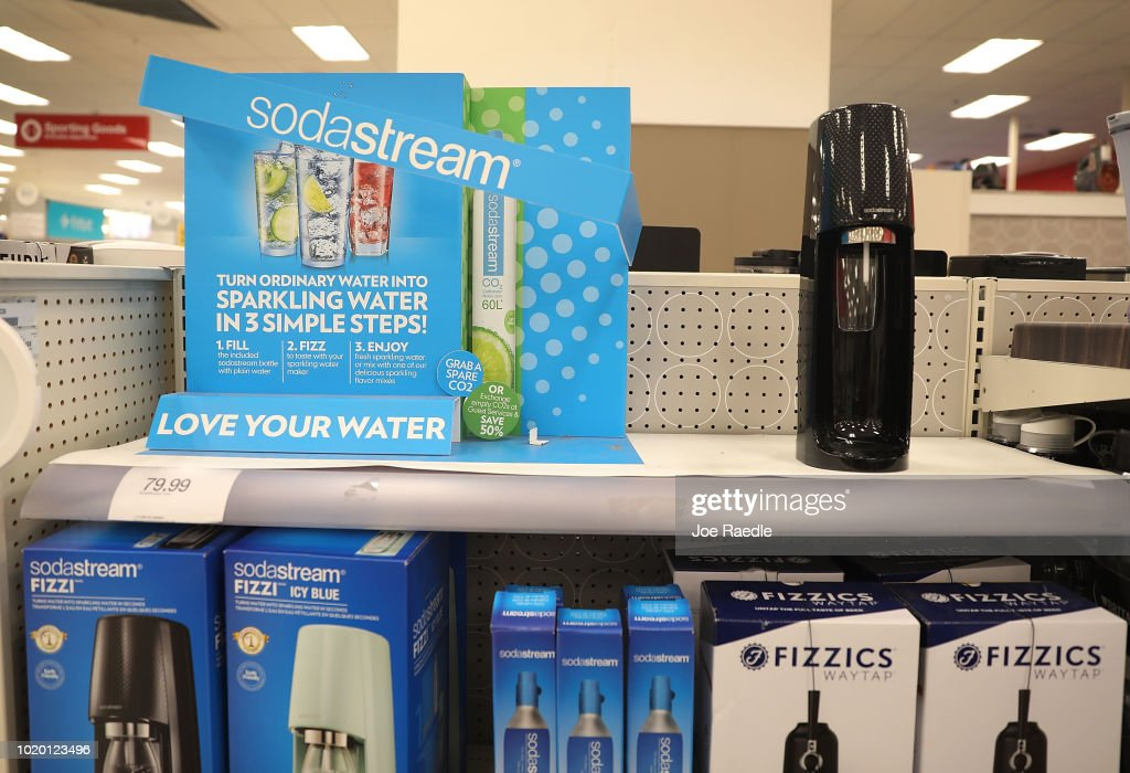 Pepsi To Acquire Israel-Based SodaStream International For $3.2 Billion
