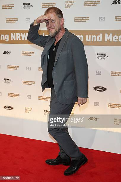 Soenke Wortmann attends the Film und Medienstiftung NRW summer party on June 8 2016 in Cologne Germany