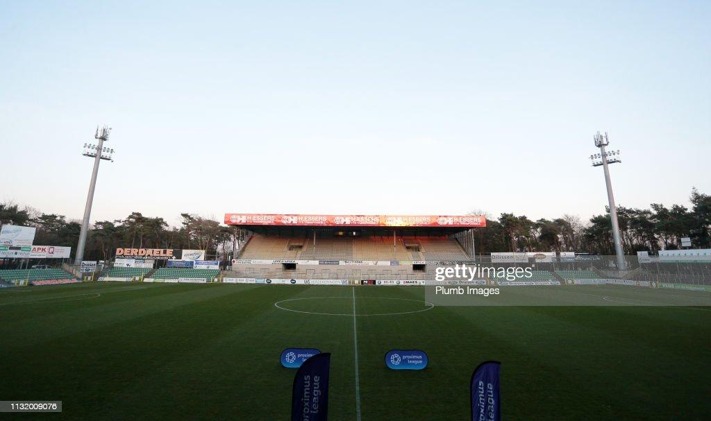 BEL: Lommel SK v OH Leuven: Proximus League Play Down