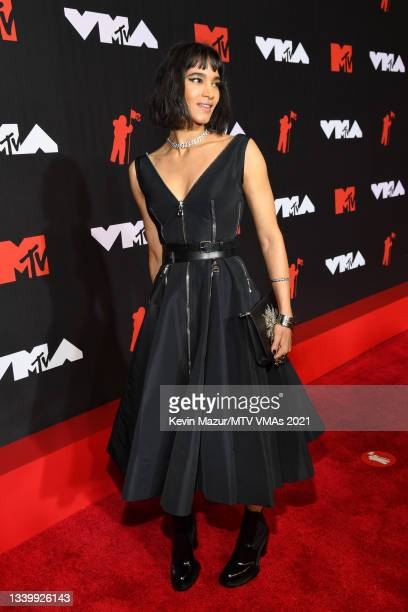 Sofia Boutella attends the 2021 MTV Video Music Awards at Barclays Center on September 12, 2021 in the Brooklyn borough of New York City.