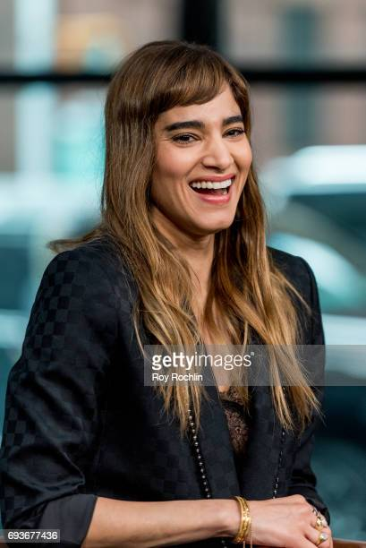 Sofia Boutella discusses 'The Mummy' with the Build Series at Build Studio on June 7 2017 in New York City