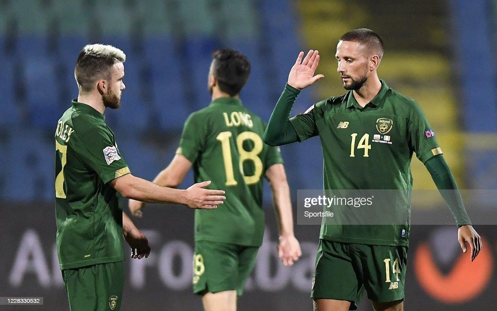 Bulgaria v Republic of Ireland - UEFA Nations League B : News Photo