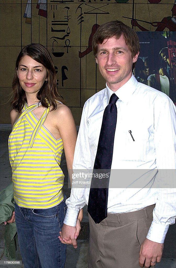Sofia Coppola and Spike Jonze during Premiere of Bully in