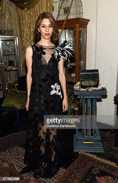 Sofia Coppola attends Marc Jacobs And Coty Celebrate DECADENCE on June 18 2015 in New York City