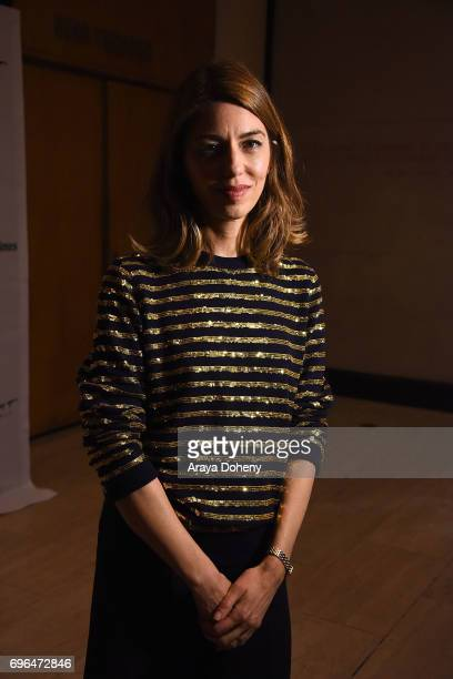 """Sofia Coppola attends the 2017 Los Angeles Film Festival - """"Lost In Translation"""" and """"The Beguiled"""" screenings at LACMA on June 15, 2017 in Los..."""