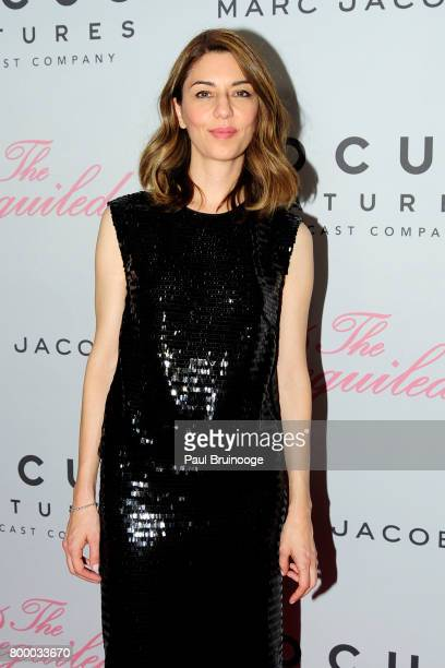 Sofia Coppola attends 'The Beguiled' New York Premiere Arrivals at Metrograph on June 22 2017 in New York City