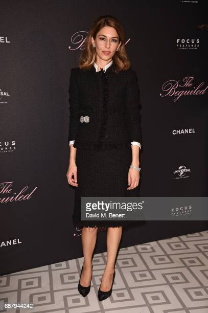 Sofia Coppola attends The Beguiled private party hosted by Focus Features and Universal Pictures International in collaboration with Chanel at La...