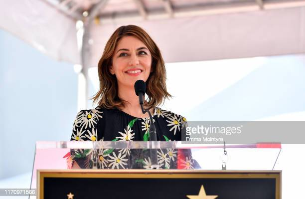 Sofia Coppola attends the ceremony honoring Kirsten Dunst with a star on the Hollywood Walk of Fame on August 29, 2019 in Hollywood, California.