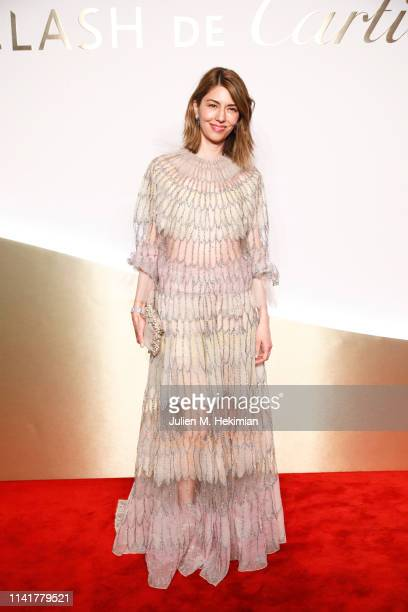 Sofia Coppola attends the 'Clash De Cartier' Launch Photocall At La Conciergerie In Paris on April 10 2019 in Paris France