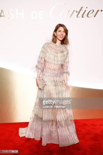 Sofia Coppola attends the Clash De Cartier Launch Photocall At La Conciergerie In Paris on April 10 2019 in Paris France
