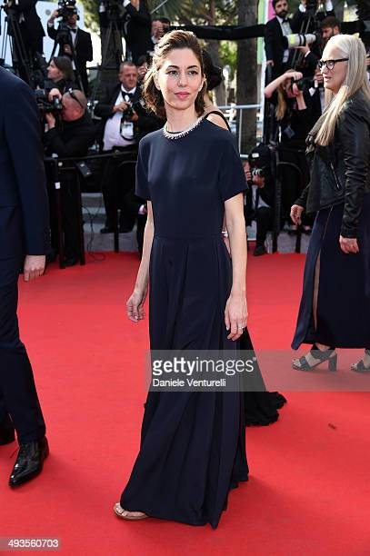 Sofia Coppola attends the Closing Ceremony and 'A Fistful of Dollars' Screening during the 67th Annual Cannes Film Festival on May 24 2014 in Cannes...