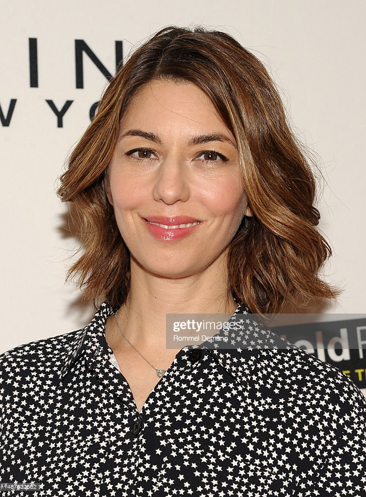 Sofia Coppola attends The Daily Front Row's Third Annual Fashion Media Awards at the Park Hyatt New York on September 10, 2015 in New York City.