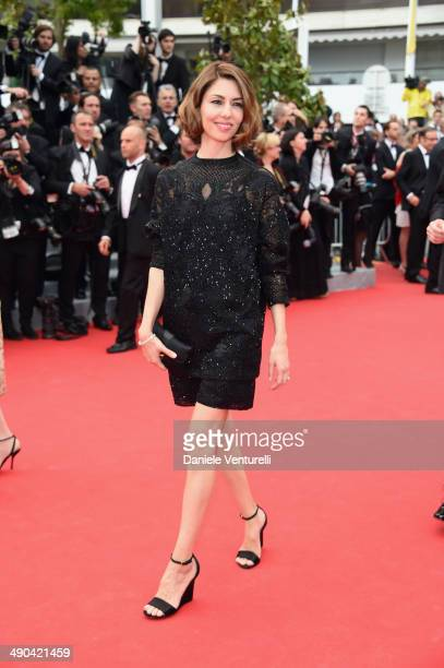 Sofia Coppola attends the Opening Ceremony and the 'Grace of Monaco' premiere during the 67th Annual Cannes Film Festival on May 14 2014 in Cannes...