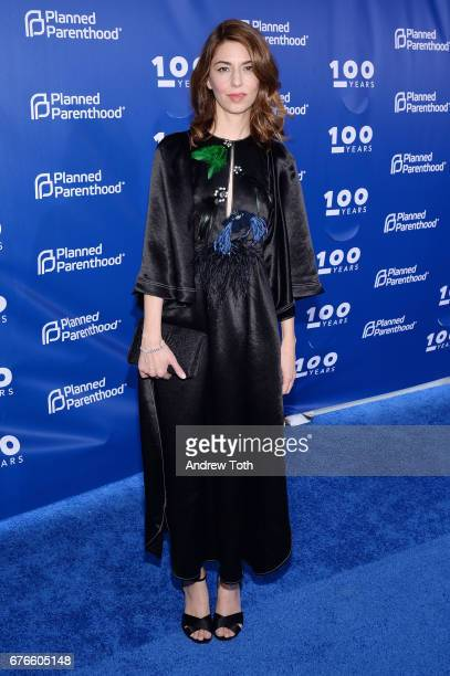 Sofia Coppola attends the Planned Parenthood 100th Anniversary Gala at Pier 36 on May 2 2017 in New York City