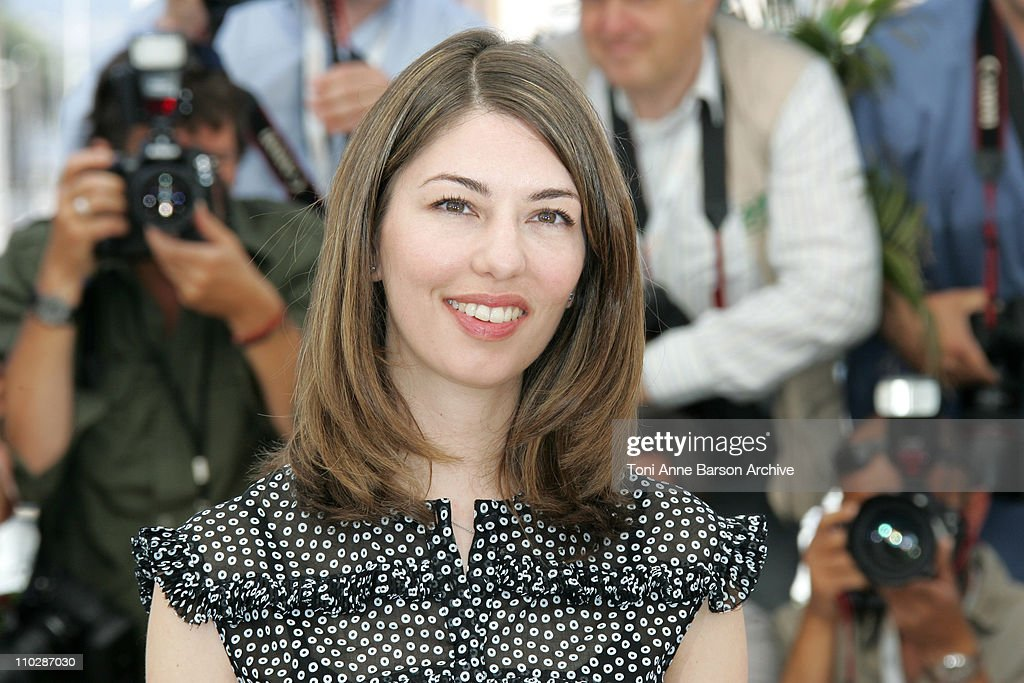 Sofia Coppola during 2006 Cannes Film Festival - 'Marie Antionette' - Photocall at Palais des Festival in Cannes, France.