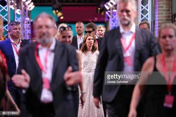 Sofia Coppola during the premiere of the movie 'Die Verfuehrten' during the film festival Munich at Gasteig on June 26 2017 in Munich Germany