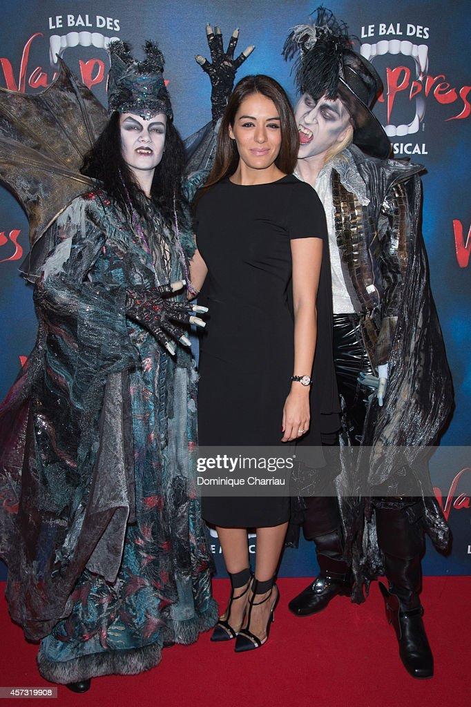 'Le Bal Des Vampires' : Premiere  At Theatre Mogador