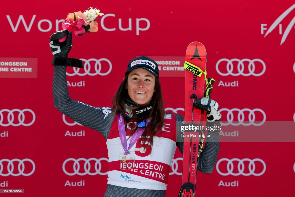 Audi FIS Ski World Cup 2017 - Jeongseon - Ladies' Downhill