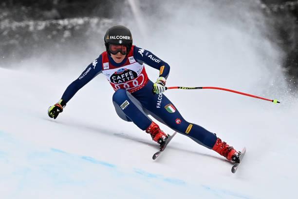 CHE: Audi FIS Alpine Ski World Cup - Women's Super Giant Slalom