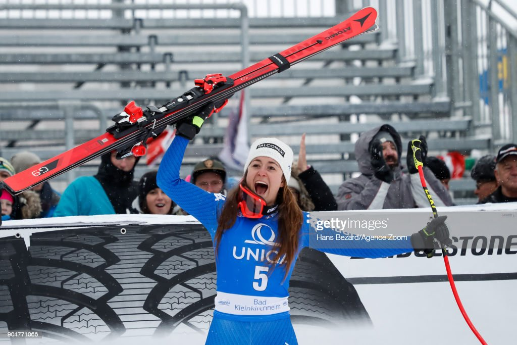 Audi FIS Alpine Ski World Cup - Women's Super G